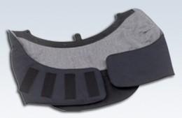 Hollandtuch HTH1 und HTH2 Hollandtuch aus Nomex®-Material. Passend für die Helmmodelle F130 (HTH1) und F220 (HTH2). Kann über das Halteband an der Innenausstattung befestigt werden. Individuell schließbar über das Klettsystem. Nach EN 443:2008 zugelassen.