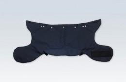 Hollandtuch HTH3 Hollandtuch aus Nomex®-Material. Passend für das Helmmodel F300 (HTH3). Kann über die Druckknöpfe an der Innenausstattung befestigt werden. Individuell schließbar über das Klettsystem. Nach EN 443:2008 zugelassen.
