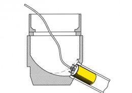 Zur Nutzung eines Einlaufs als Pumpensumpf