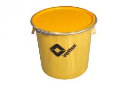 Stapelbarer Auffang- / Lagerbehälter mit Trageschlaufen