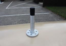 Automatisches Überdruckventil zur sicheren Lagerung von gasbildenden Flüssigkeiten.