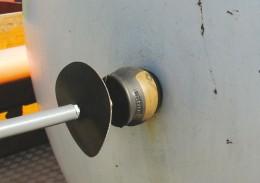 Im Einsatz bei Rissen von 15 – 60 mm und bei Löchern von 30 – 90 mm