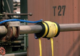 Die Vetter Leck-Bandagen verschließen besonders schnell plötzlich auftretende Leckagen an Rohrleitungen.