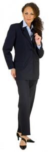 Uniformhose Damen