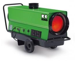 Warmlufterzeuger ATK 25