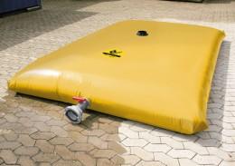 Für die Trinkwasserspeicherung bietet Vetter Ihnen zusätzlich eine lebensmittelechte Variante der geschlossenen Tanks.