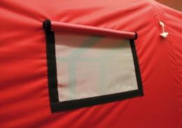Vorteil Licht und Belüftung: ausreichende Anzahl an Fenstern bereits in der Grundausstattung.