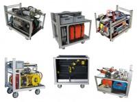 Rollcontainer Rettungstechnik