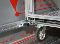 Sicherungssysteme Rollcontainer