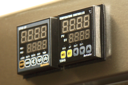 Timer und Temperaturregler digital