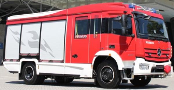 EMPL Feuerwehrfahrzeuge